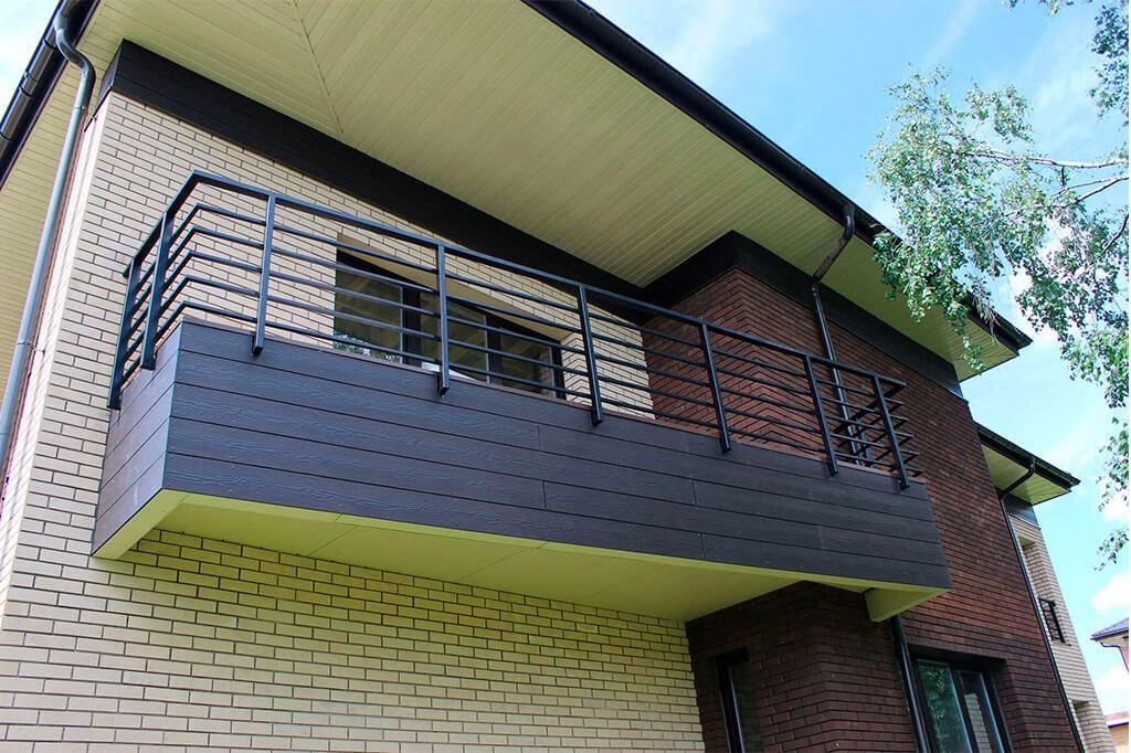 Обшивка балкона: чем лучше - olta.ua
