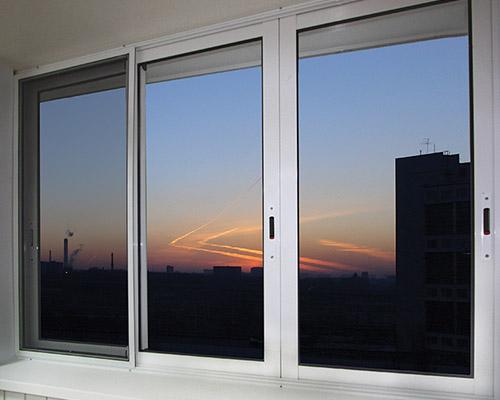 Пластиковые окна раздвижные вверх купить окно на заказ